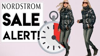 Shop The Nordstrom Fall Sale With Me