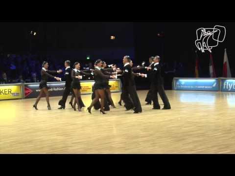 DUET Perm, RUS | 2014 World LAT Formation | DanceSport Total