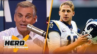 Blazin' 5: Colin's picks for 2019-20 NFL Week 10 | NFL | THE HERD