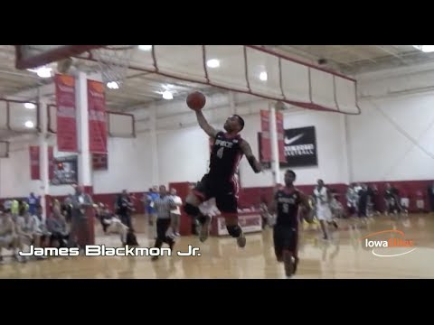 The James Blackmon Jr. ULTIMATE Mixtape