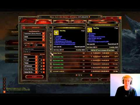 Auction House Buying. Selling. and Flipping Guide. Diablo III Patch 1.0.7 (Part 1 of 2)