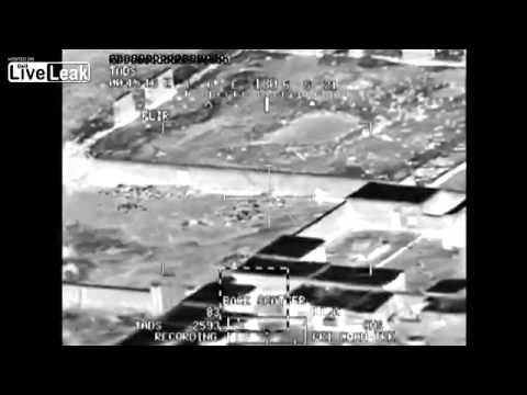 [GRAPHIC] FLIR Footage of Taliban engagement - Afghanistan