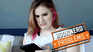 Book Nerd Problems | Being Friends with a Speed Reader