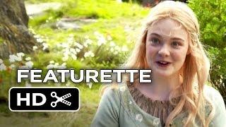 Maleficent Featurette - Aurora (2014) - Elle Fanning Disney Movie HD