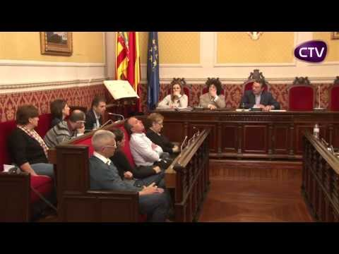 TERCERA I ÚLTIMA PART DEL PLE ORDINARI D'ABRIL