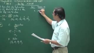 Bài 2: Bài tập Ankan