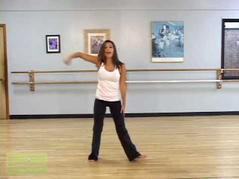 Hip Hop Cheerleading Dance Moves - Wind It Up!