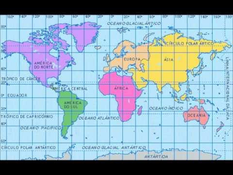 Geografía 5to grado BLOQUE I - YouTube