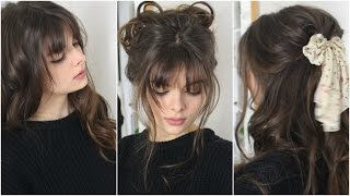 Three Brigitte Bardot Hairstyles