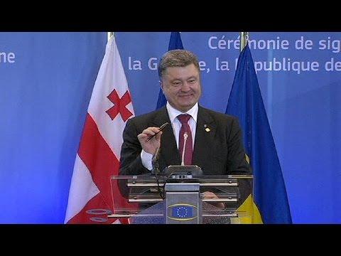 Der lange Weg des Assoziierungsabkommens zwischen EU und Ukraine