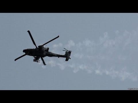 Afghan troops 'killed by US friendly fire' in Logar