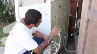 How to Replace a Washing Machine Hose