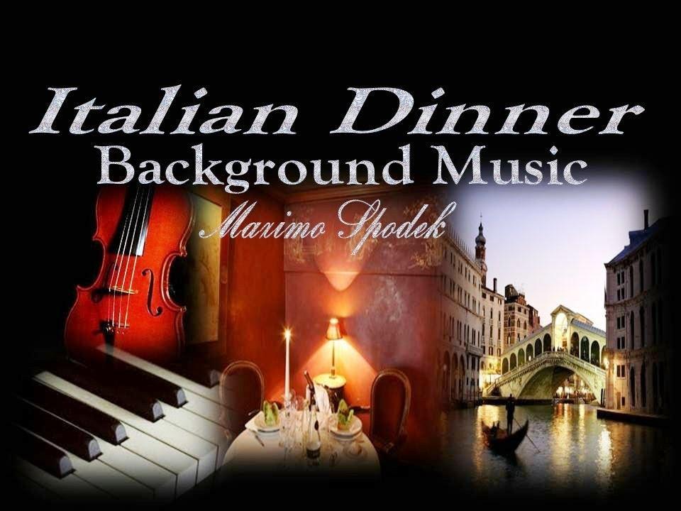 ITALIAN ROMANTIC DINNER, PIANO BACKGROUND MUSIC - YouTube
