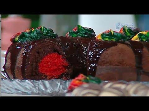 براونز جوز الهند-البسيمه-كيكه شوكولاته مفاجآت #هيك_نطبخ #فوود