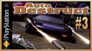 Auto Destruct :: PSOne :: Прохождение :: #3