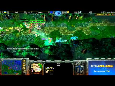[MUST SEE!!!]Natus Vincere vs Team A @ ICSC 8 Game 2 by v1lat