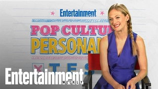 Marin Ireland Takes Our Pop Culture Personality Test | Entertainment Weekly