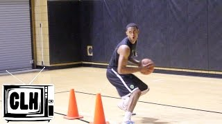 Jordan Clarkson Workout with KP of Reps on Reps - Lakers Draft Pick