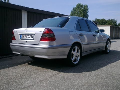 Mercedes-Benz C220 CDI w202 Part1