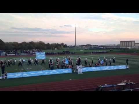 Washington Township High School Minutemen Marching Band 201