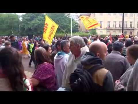 Lord Jagannath Rath Yatra at London 2015 Part 2