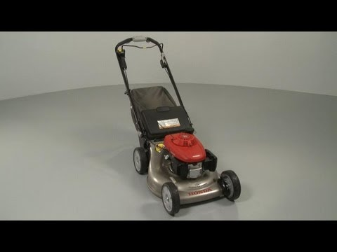 Honda Lawn Mower Disassembly