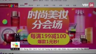 Bán lẻ kiểu mới ở Trung Quốc   VTV24