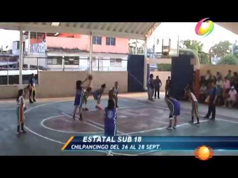 Chilpancingo sede de Baloncesto