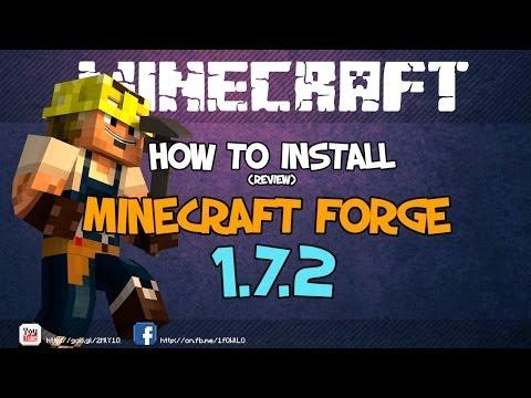 Скачать мод Forge для Майнкрафт 1.7.4