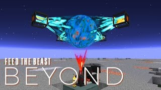 FTB Beyond w/ xB - DRACONIC REACTOR [E41] (Modded Minecraft)