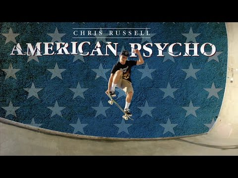 "Chris Russell's ""American Psycho"" Part"