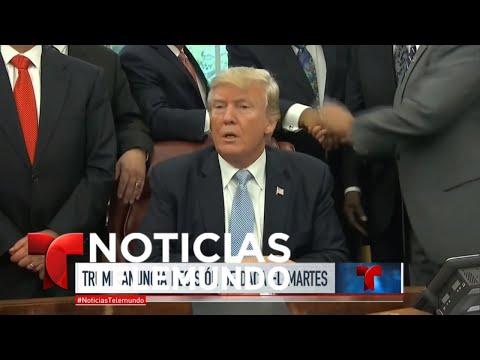 Donald Trump posterga hasta el martes su anuncio sobre DACA | Noticiero | Noticias Telemundo