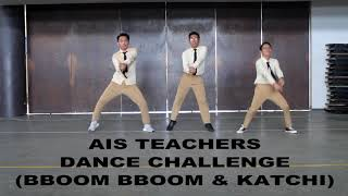 TEACHERS DANCE COVER OF BBOOM BBOOM AND KATCHI
