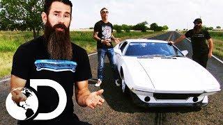 Un pantera con motor V6 | El dúo mecánico | Discovery Latinoamérica