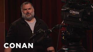 Tony The Cameraman Got Snubbed By The MacArthur Genius Grant Again  - CONAN on TBS