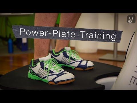 Gesundheit: Power Plate