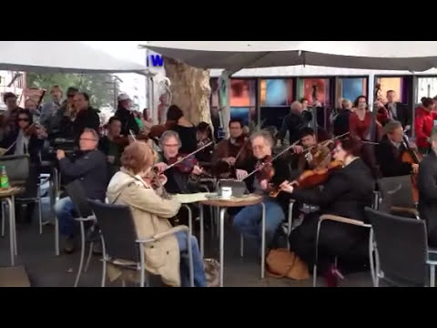 Star Wars Flash Mob