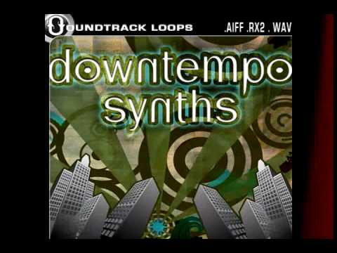Downtempo Synths by Soundtrackloops.com