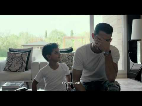 Ronaldo: Cristiano Ronaldo's Son Doesn't Know His Own Name - Bluray Delete Scene