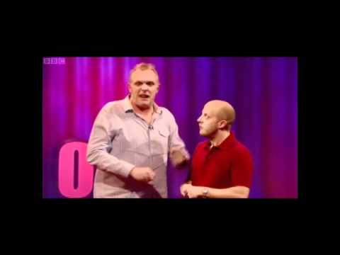 Watch Greg Davies Firing Cheeseballs At A Dog Online