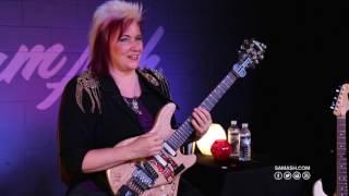 Fishman Triple Play Wireless Midi Guitar System Jennifer Batten Demo