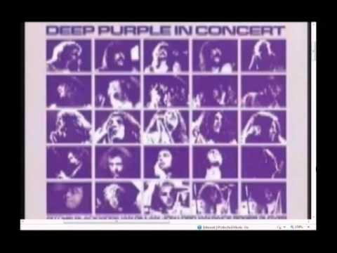 Deep Purple - Space Truckin' Part 1 - Deep Purple In Concert BBC March 9th 1972