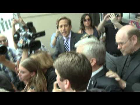 WATCH: Bob McDonnell leaves courthouse convicted felon