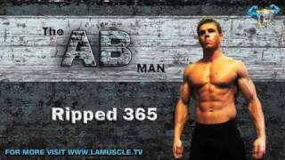 The AB Man - Ripped 365!!