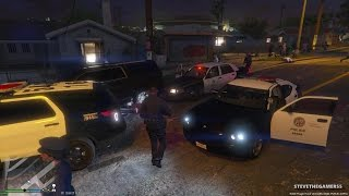 GTA 5 LSPDFR EP #34 - DRUG BUST (GTA 5 PC POLICE MODS)