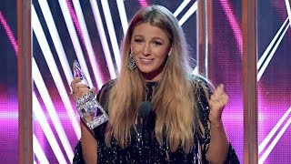 Blake Lively Wins First People