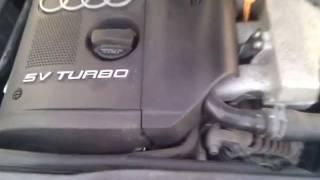 1998 Audi A4 1.8t Quattro Engine Ticking