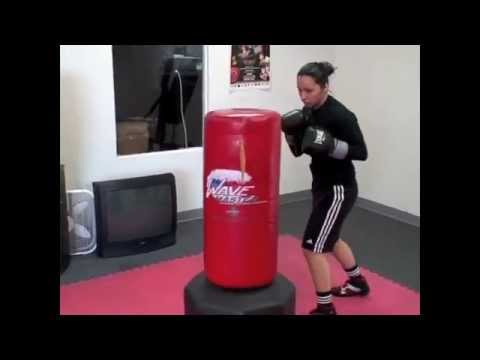 Coach Rick - Fundamental Boxing Techniques & Tips The Jab - Right Hand / Left Hook & Punch Count Image 1