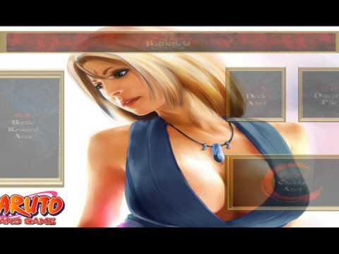 Naruto World: Lady Tsunade Playmat (Free Download) 2013 By Kung Fu
