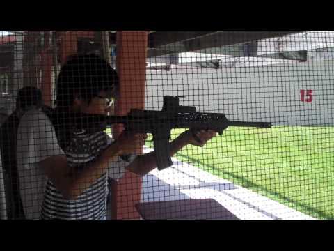 Yusuke Shoots 458 SOCOM